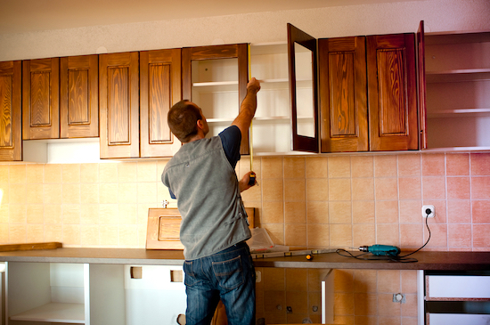 remodeling homes for rental